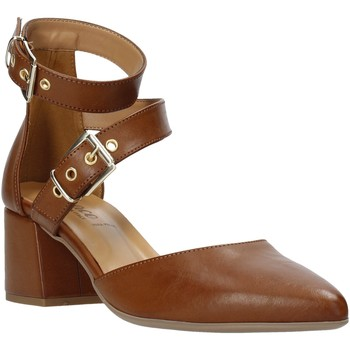 Chaussures Femme Sandales et Nu-pieds Grace Shoes 774004 Marron