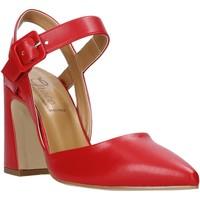 Chaussures Femme Sandales et Nu-pieds Grace Shoes 962G006 Rouge