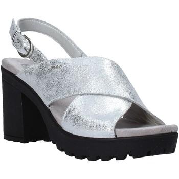 Chaussures Femme Sandales et Nu-pieds IgI&CO 5182222 Argent