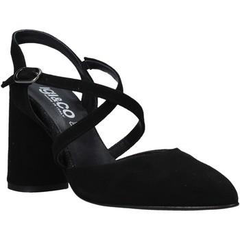Chaussures Femme Sandales et Nu-pieds IgI&CO 5187600 Noir