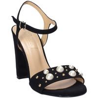 Chaussures Femme Sandales et Nu-pieds Grace Shoes 1396 Noir
