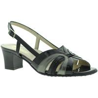 Chaussures Femme Sandales et Nu-pieds Grace Shoes E5080T Noir