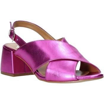 Chaussures Femme Sandales et Nu-pieds Grace Shoes 1576009 Rose