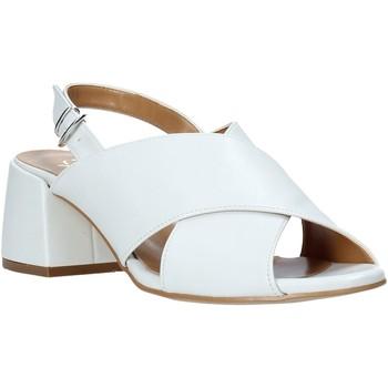 Chaussures Femme Sandales et Nu-pieds Grace Shoes 1576009 Blanc