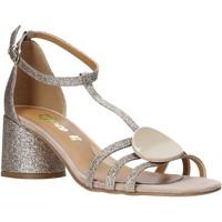 Chaussures Femme Sandales et Nu-pieds Grace Shoes 123011 Rose
