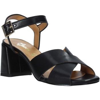 Chaussures Femme Sandales et Nu-pieds Grace Shoes 380045 Noir