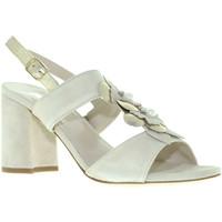 Chaussures Femme Sandales et Nu-pieds Melluso S521 Beige