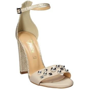 Chaussures Femme Sandales et Nu-pieds Grace Shoes 1467 Rose