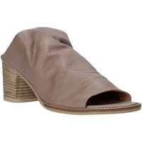 Chaussures Femme Mules Bueno Shoes N6103 Gris