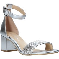 Chaussures Femme Sandales et Nu-pieds Apepazza S0MELODY07/MES Argent