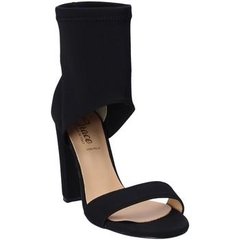 Chaussures Femme Sandales et Nu-pieds Grace Shoes 1571 Noir