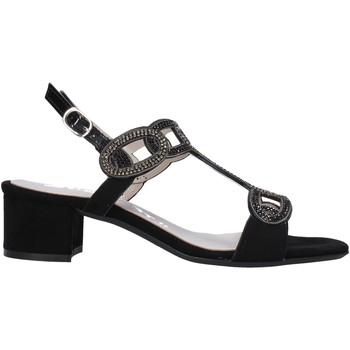 Chaussures Femme Sandales et Nu-pieds Comart 083307 Noir