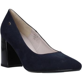 Chaussures Femme Escarpins Comart 632517 Bleu