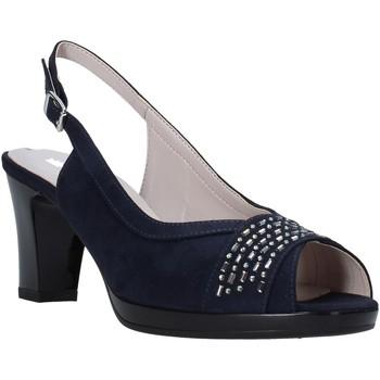 Chaussures Femme Sandales et Nu-pieds Comart 323320 Bleu