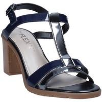 Chaussures Femme Sandales et Nu-pieds The Flexx D6015_08 Gris