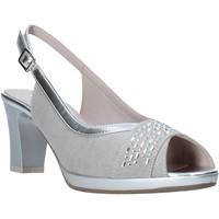 Chaussures Femme Sandales et Nu-pieds Comart 323320 Gris