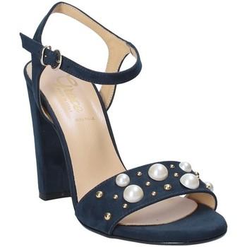 Chaussures Femme Sandales et Nu-pieds Grace Shoes 1396 Bleu