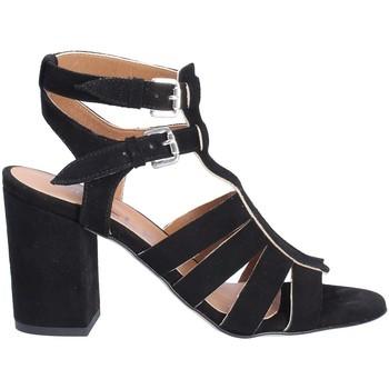 Chaussures Femme Sandales et Nu-pieds Mally 6272 Noir