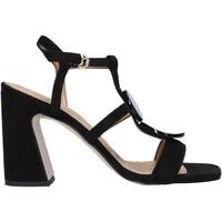 Chaussures Femme Sandales et Nu-pieds Grace Shoes 2384008 Noir