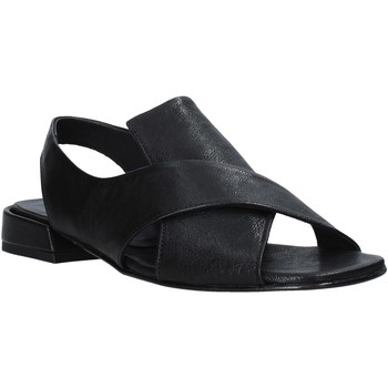 Chaussures Femme Sandales et Nu-pieds Mally 5763R Noir