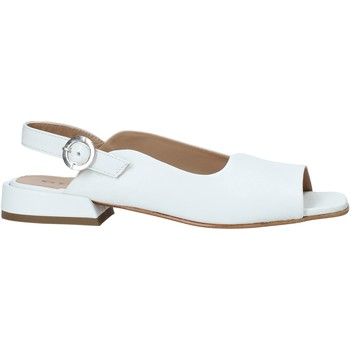 Chaussures Femme Sandales et Nu-pieds Mally 6826 Blanc