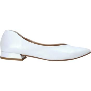 Chaussures Femme Ballerines / babies Mally 6816 Blanc