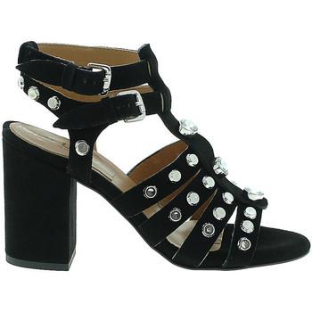 Chaussures Femme Escarpins Mally 6123 Noir