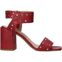 Chaussures Femme Escarpins Mally 6278B Rouge