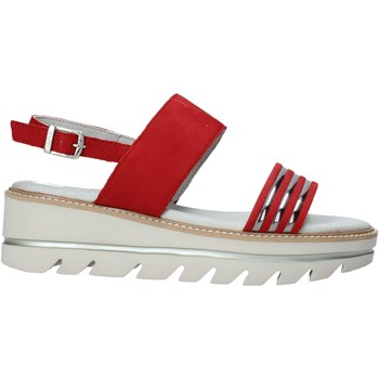 Chaussures Femme Sandales et Nu-pieds Mally 6532P Noir
