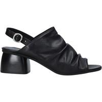 Chaussures Femme Sandales et Nu-pieds Mally 6806 Noir