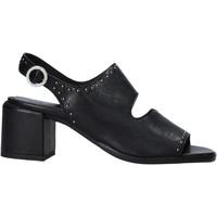 Chaussures Femme Escarpins Mally 6868 Noir