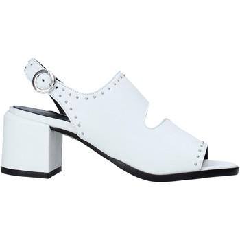 Chaussures Femme Escarpins Mally 6868 Blanc