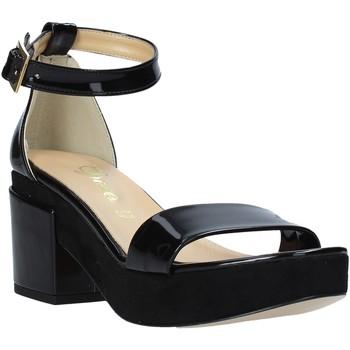 Chaussures Femme Escarpins Grace Shoes 9978 Noir