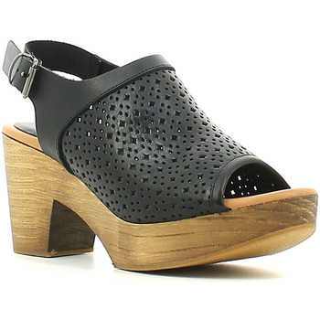 Chaussures Femme Sandales et Nu-pieds Lumberjack SW26106 001 B01 Marron