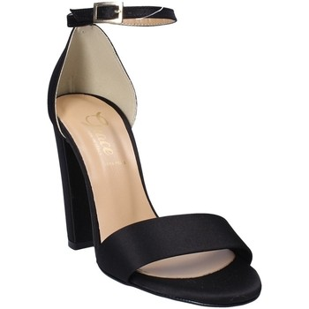 Chaussures Femme Sandales et Nu-pieds Grace Shoes 1392 Noir