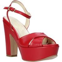 Chaussures Femme Sandales et Nu-pieds Esther Collezioni T260 CRIS Rouge