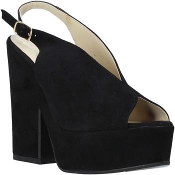 Chaussures Femme Sandales et Nu-pieds Esther Collezioni ALBA 107 Noir