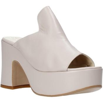 Chaussures Femme Mules Esther Collezioni RM 20S Beige