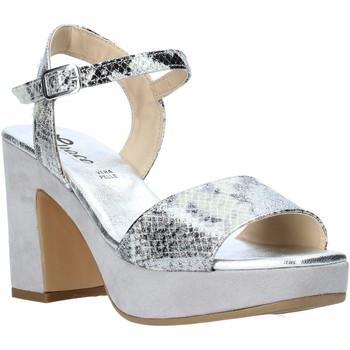 Chaussures Femme Sandales et Nu-pieds Grace Shoes L220 Beige