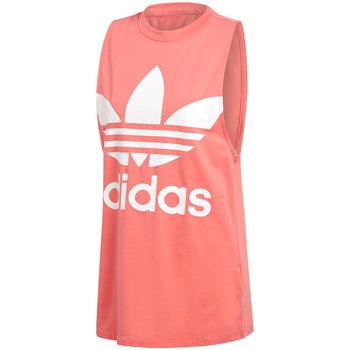 Vêtements Femme Débardeurs / T-shirts sans manche adidas Originals DH3170 Rose