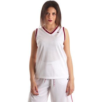 Vêtements Femme Débardeurs / T-shirts sans manche Champion 111382 Blanc