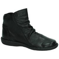 Chaussures Femme Bottines Bartty  Noir