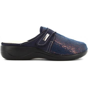 Chaussures Femme Mules Valleverde  Blu
