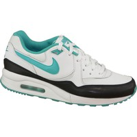 Chaussures Femme Multisport Nike Air Max Light Essential Wmns  624725-105 Blanc,Bleu