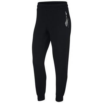 Vêtements Femme Pantalons de survêtement Nike PANTALON 7/8 FEMME / NOIR Noir