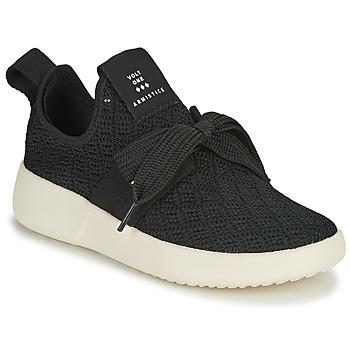 Chaussures Femme Baskets basses Armistice VOLT ONE W Noir