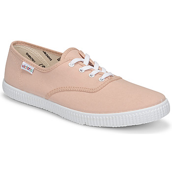 Chaussures Femme Baskets basses Victoria INGLESA Rose