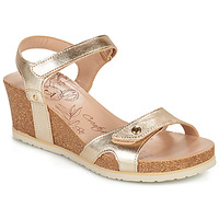 Chaussures Femme Sandales et Nu-pieds Panama Jack JULIA SHINE Doré