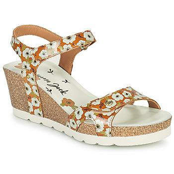 Chaussures Femme Sandales et Nu-pieds Panama Jack JULIA GARDEN Jaune