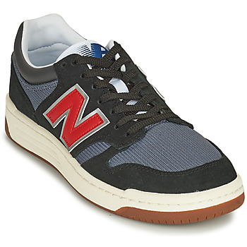 Chaussures Homme Baskets basses New Balance 480 Noir / Rouge